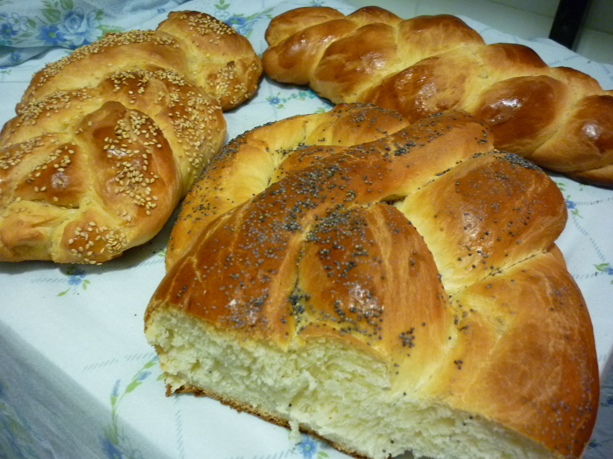 Challah Baking Extravaganza - Pick Up The Fork