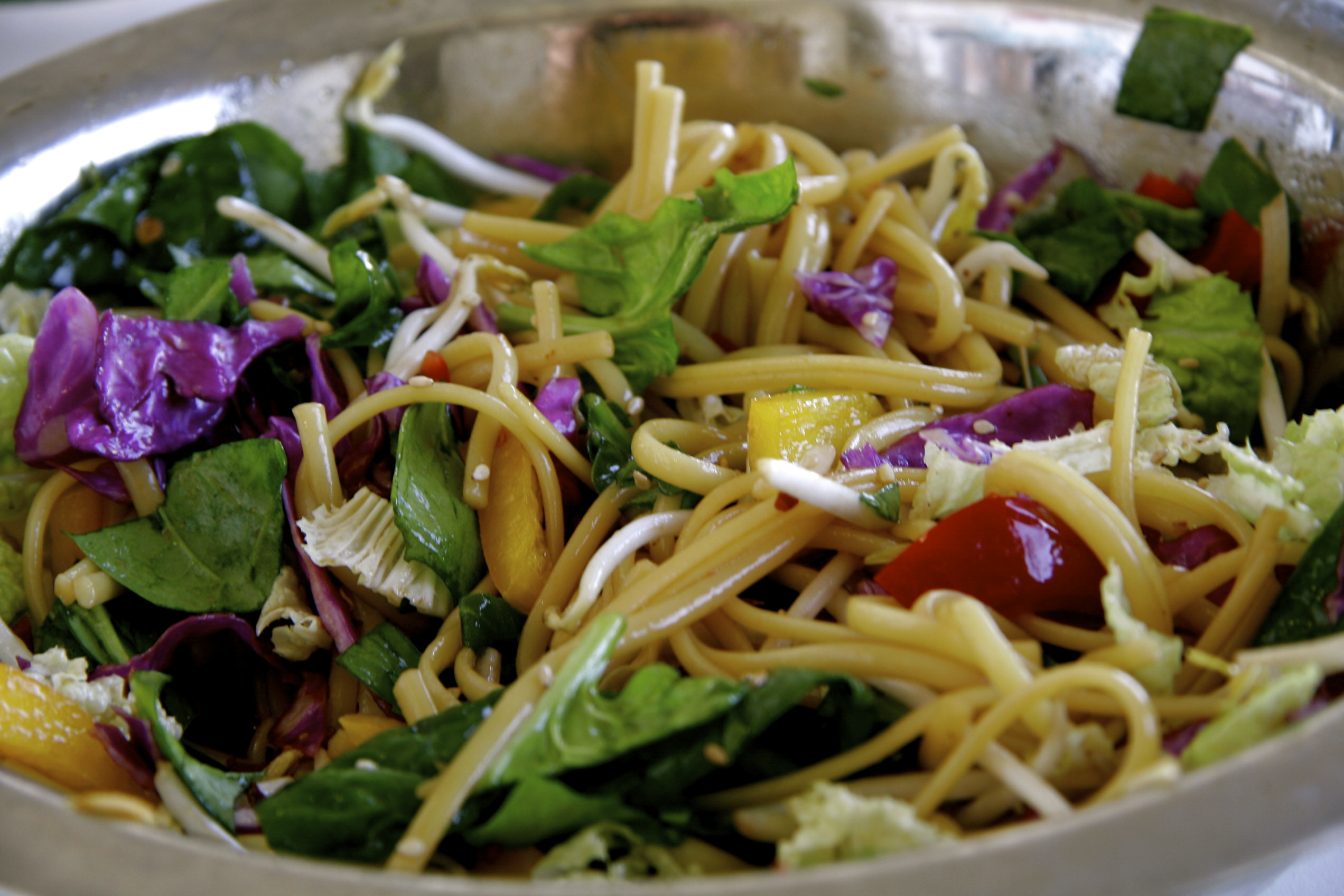 Asian Noodle Salad – Pick Up The Fork