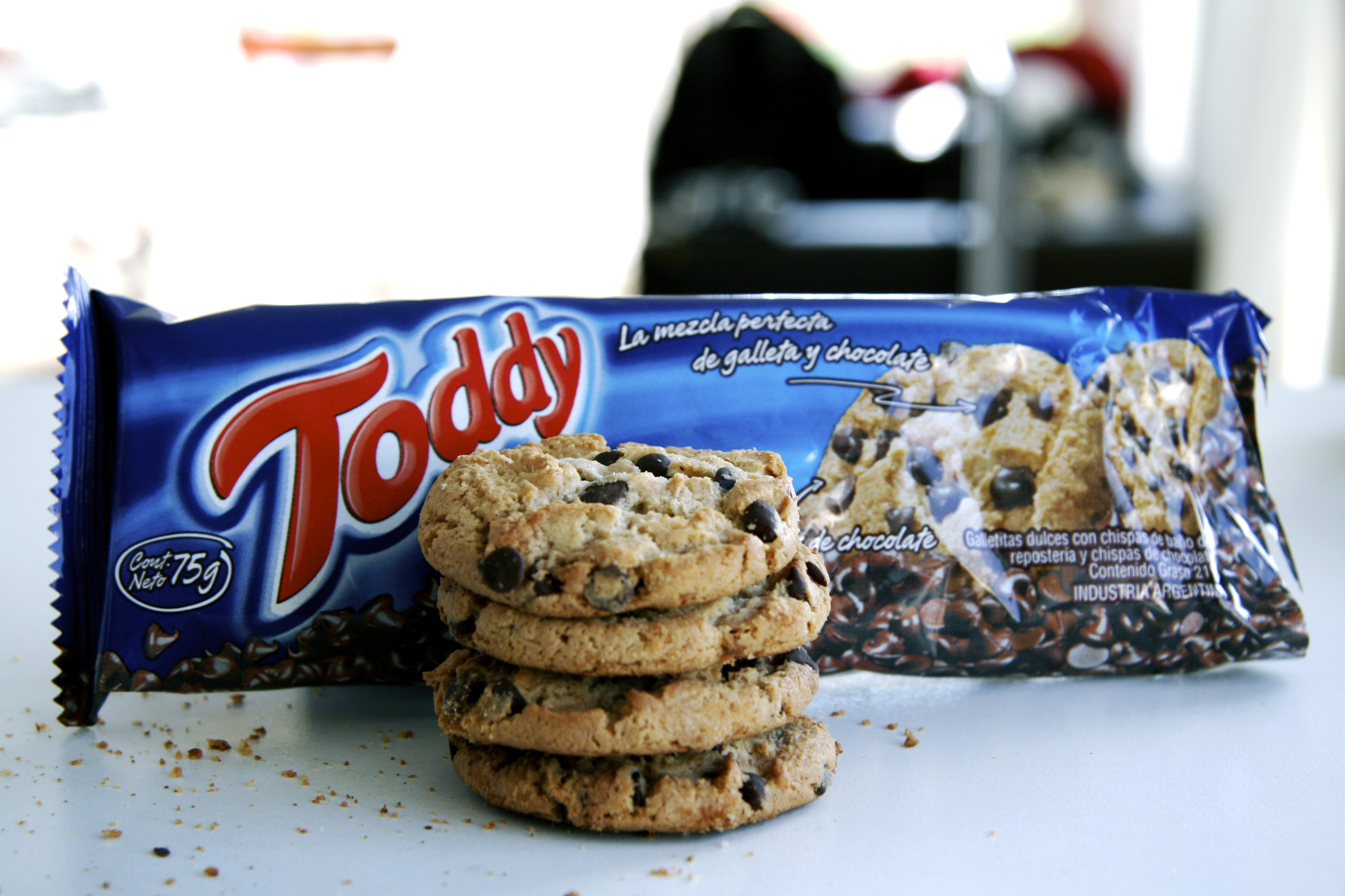galletas toddy
