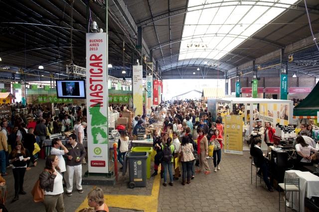 La segunda edición de Feria Masticar convocó a más de 78.000 personas