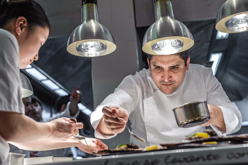 Forking It On The Road In France: Mauro Colagreco's Mirazur
